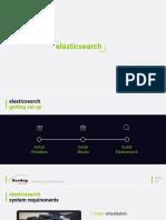 ElasticSearch 5 Operations