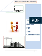 SHE Manual for Construction Contractors-Edit
