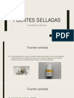 Seminario Fuente Sellada Desechos Radiologicos