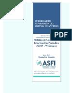 Manual de Envío de Información Electrónica a Través Del SCIP