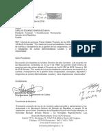 Ponencia Primer Debate PL 146 de 2018 Senado - 255 de 2018 Cámara (1)