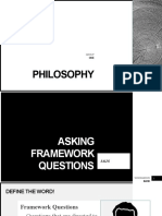 Framework Questions Copy