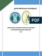 PROGRAM KERJA UKM LembagaPersMahasiswa (Intelligent)            KEMENTERIAN KESEHATAN REPUBLIK INDONESIA POLITEKNIK KESEHATAN MAKASSAR 2017