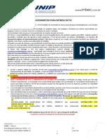Procedimentos Para Entrega de Tcc_unip