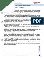 Gramatica FGV - interpretacao