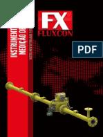 Fluxcon Catalogo Produtos 2018