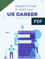 Five UX strategies
