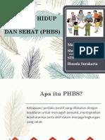 Presentasi PHBS
