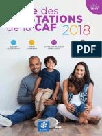 Guide Presta Dom 2018