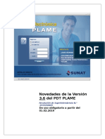 Novedades Versin 3 6 Del PDT PLAME
