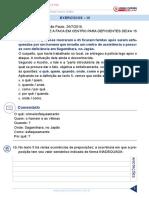 Resumo 1831410 Elias Santana 34743240 Gramatica Em Exercicios Fgv Aula 03 Exercicios III