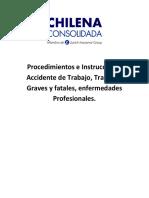 procedimientos  prevención