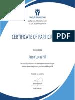Free Program Participation Certificate.docx