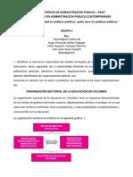 ORGANIZACIÓN SECTORIAL DE LA EDUCACION EN COLOMBIA.docx