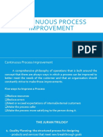 5th Reporters Continuous Process Improvement