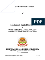Syl Lab Us Mds Oral Medicine