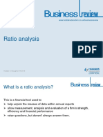 BusinessReview24 3 Ratio Analysis