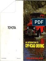 An Introduction to Off-Road Driving FJ40
