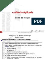 03-Administraci Oacuten y Control de Riesgos Clase II Scoring (Auditoria Aplicada)