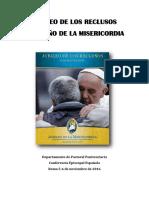JUBILEO de LOS RECLUSOS. Informe Pastoral Penitenciaria