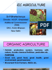 Sielent Features of Organic Farming