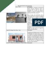 Reconstrucción de Zonas de Desastres