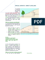 TOPOGRAPHICAL SURVEYS - DIRECT LEVELLING.pdf