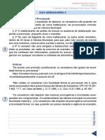 Resumo 872865 Gilcimar Rodrigues 47508030 Lei Organica de Salvador Aula 08 Dos Vereadores II