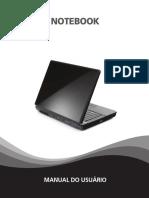 Manual Notebook Positivo SIM NS 1A295HW6U