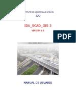 IDU Scad Gis 3