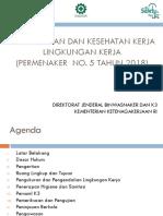 Permen Lingker 05 Tahun 2018-1