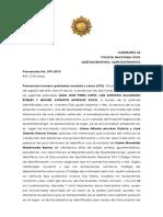 PREVENCION POLICIAL