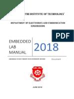Lab Manual 4 Expts
