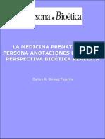 La medicina prenatal y la persona.pdf