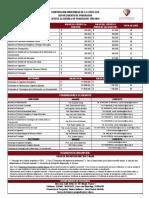 Hoja Informativa Maestrías y Doctorado 2019