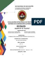 Proyecto de Inversión Verde ECOTEC