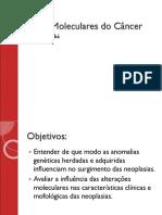 Bases Moleculares Do Câncer