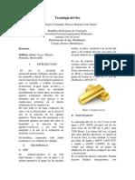 Paper Hornos(Oro)
