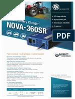 Caricabatterie Mec Li Fe Po4-Nova-360sr