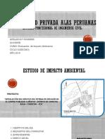 Eia - Impacto Ambiental (Modelo )