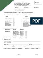 - Application Form 2018