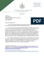 Delegate Korman Letter to WSSC 7-24