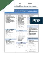 functional behaviour assessment and positive behaviour support plan  2