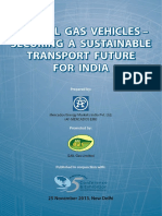Knowledge Paper on CNG Sector