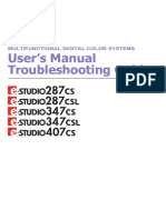 Troubleshooting Guide 287cs