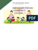 SandyProyecto de Educación Sexual