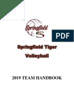 2019 team handbook
