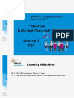 Z10560020220174040Week 2 - Ideation and Market Research
