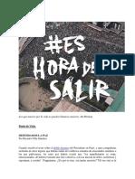 Defendamos La Paz 2.0