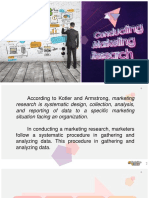CHAPTER 3.Conducting Marketing Research